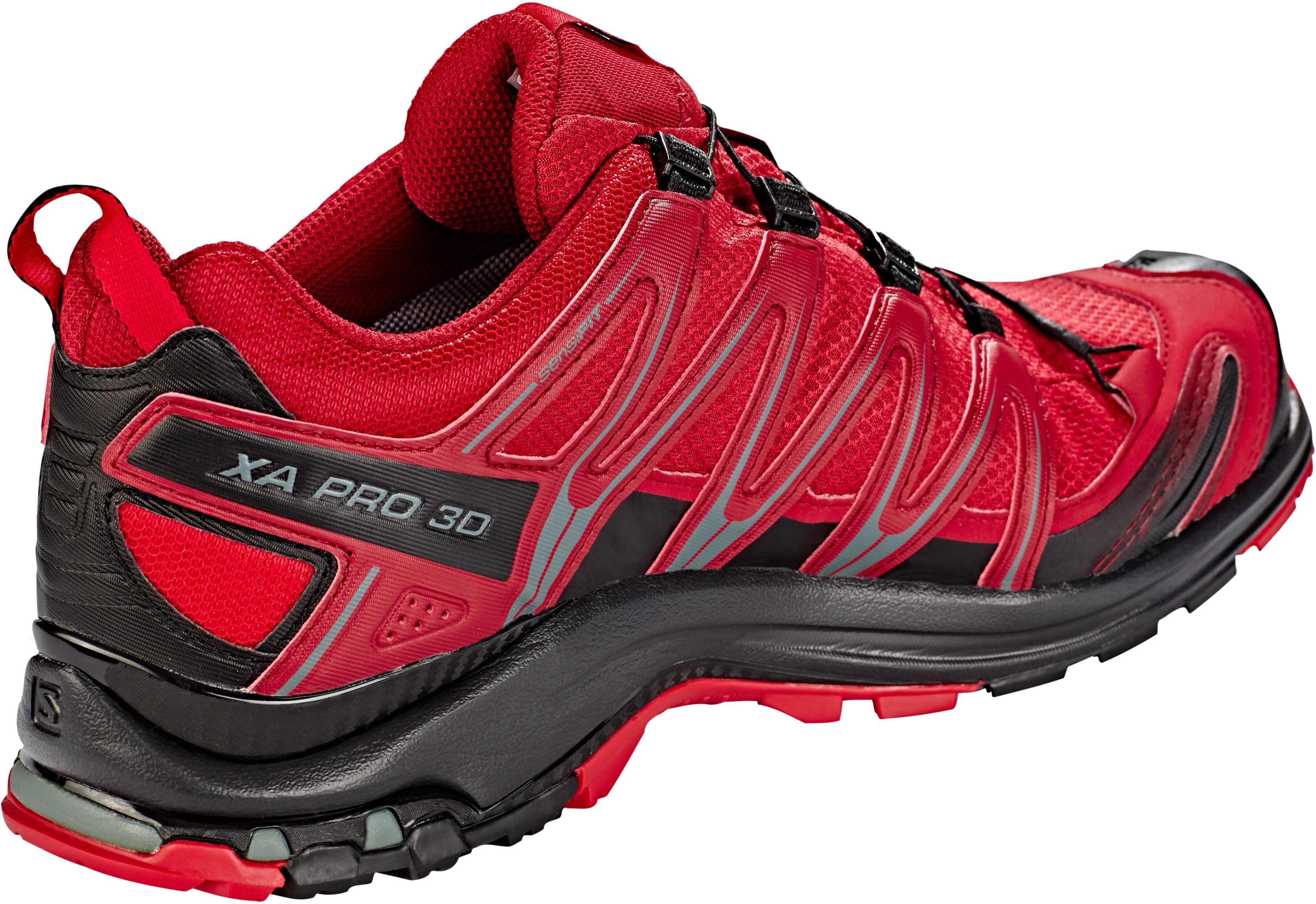 Salomon XA Pro 3D GTX Shoes Men Red Dahlia Black Barbados Cherry ... e090e17c41